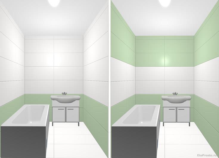 Интерьер маленькой ванной комнаты. Как продумать дизайн до мелочей