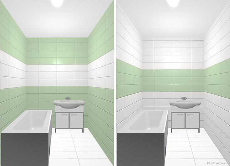Дизайн маленькой ванной комнаты своими руками. Варианты интерьера с плиткой