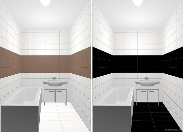 дизайн маленькой ванной комнаты своими руками. Советы профессионалов
