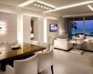 Потолочные светодиодные светильники для дома