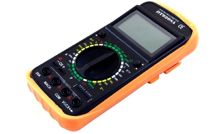 Прибор DT 9208 А производителя Ресанта