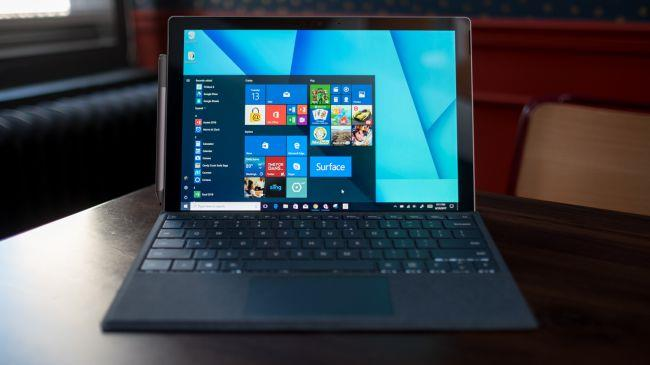 Ноутбук для программирования - Microsoft Surface Pro