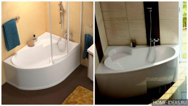 Ванна акриловая или стальная, что лучше?