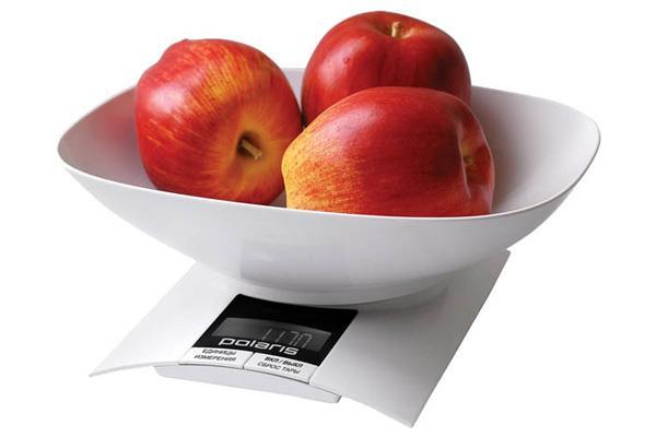 Электронные кухонные весы с чашей