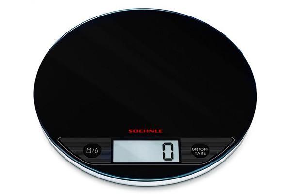 Настольные плоские электронные весы