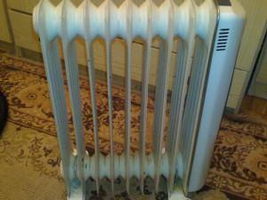 Масляный радиатор