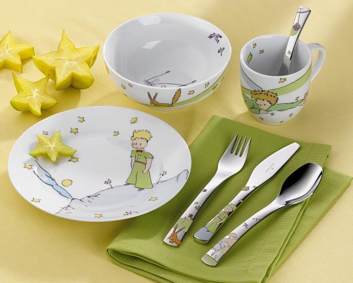 Как выбрать детскую посуду?