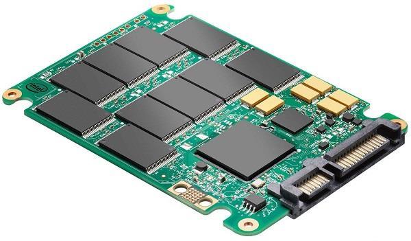 SSD-накопитель – вид изнутри