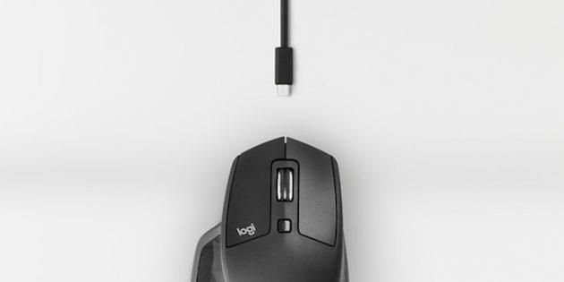 Беспроводная мышь Logitech MX Master 2