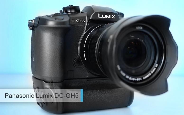 Лучший фотоаппарат2017-2018для съемки видео - Panasonic Lumix DC-GH5