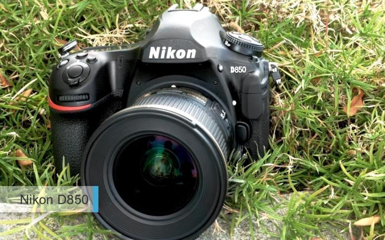 Лучший полнокадровыq фотоаппарат2017-2018для профи - Nikon D850