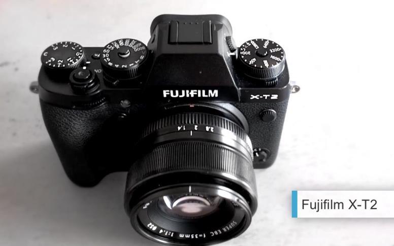 Лучший фотоаппарат2017-2018APS-C для профи - Fujifilm X-T2