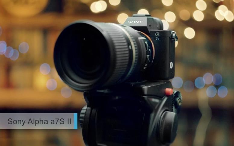 Лучшие фотоаппараты2017-2018для съемки видео. второе место: Sony Alpha a7S II