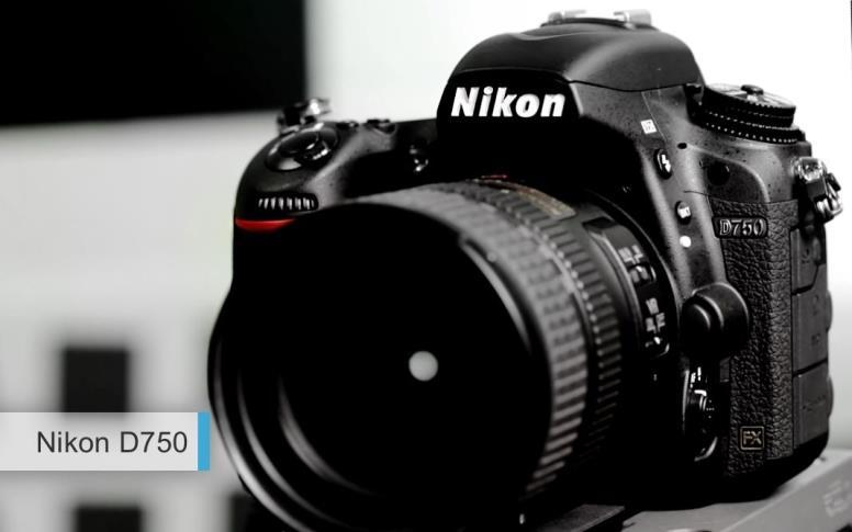 Лучший полнокадровый фотоаппарат2017-2018среднего уровня - Nikon D750