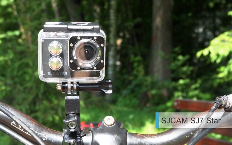 Лучшая экшн-камера 2017-2018 - SJCAM SJ7 Star