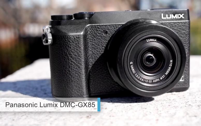 Лучший бюджетный фотоаппарат 2017-2018для съемки видео - Panasonic Lumix DMC-GX80/85