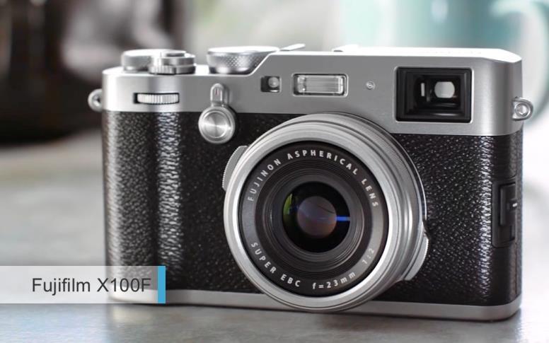 Лучший компактный фотоаппарат2017-2018для профи - Fujifilm X100F