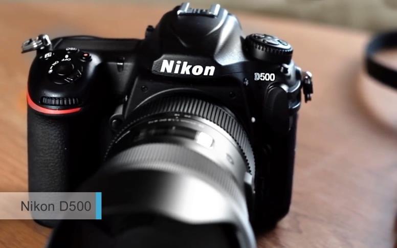 Лучшие фотоаппараты2017-2018APS-C для профи. второе место: Nikon D500