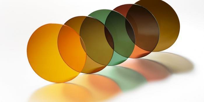 Защитные линзы для очков