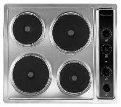 Электрическая панель иногда оказывается единственно возможным вариантом для кухни