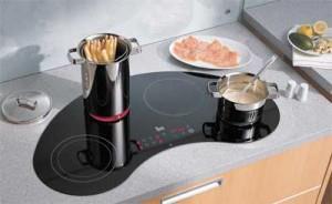 Новинка кухонных технологий, постепенно набирающая популярность, - сенсорная варочная поверхность