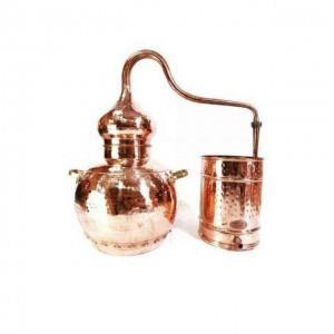 В самогонном аппарате можно делать виски