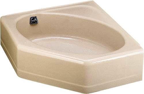 Чугунная ванна угловая (фото)