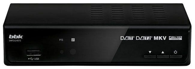 Принятым в России стандартом цифрового телевидения является DVB-T2. Поэтому покупая приставку, обратите на это особое внимание