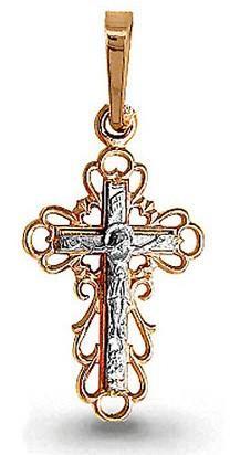 Какой крестик нужен для Крещения младенца