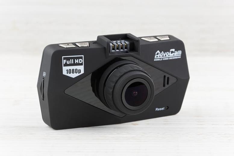 AdvoCam-FD Black-II GPS+ГЛОНАСС
