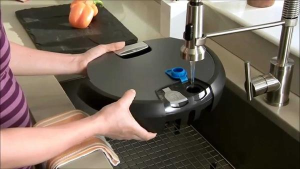 Пылесос iRobot Scooba 390