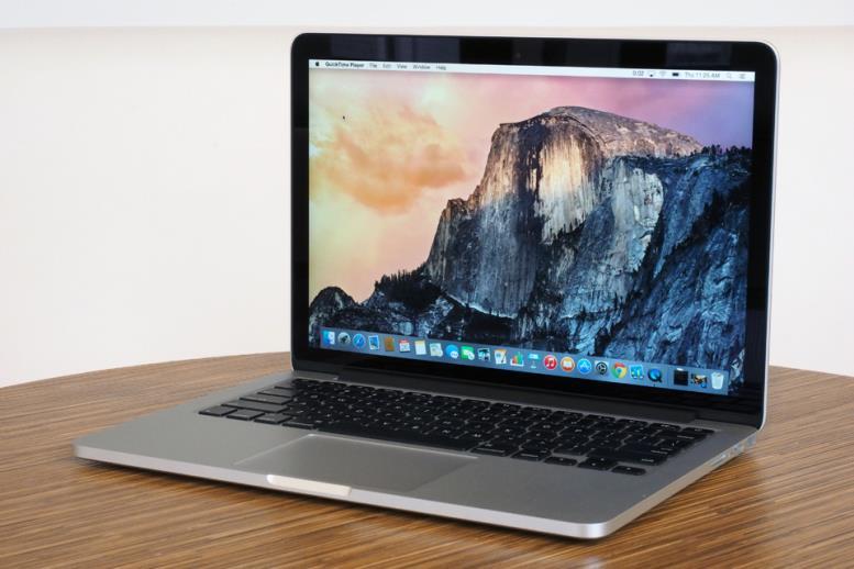 топ лучших ноутбуков для удаленной работы - Apple MacBook Pro