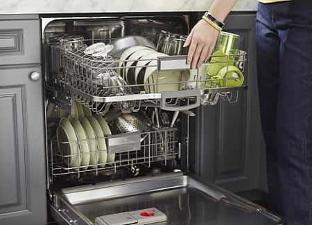 Размер посудомоечных машин