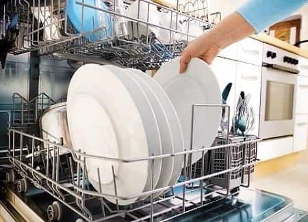 Электропотребление посудомоечной машины