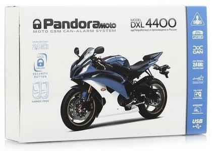 Pandora DXL 4400 Moto CAN+GSM