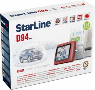 StarLine D94 CAN-LINGSMGPS