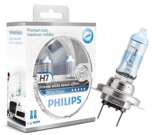 Лампа ближнего света H7 Philips Vision