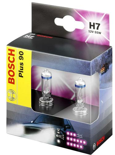 Лампа ближнего света H7 Bosch +90