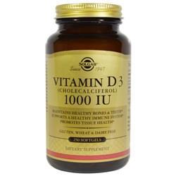 Витамин Д3 Solgar
