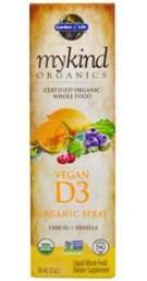 Витамин Д3 Garden of life