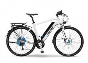 Велосипед с мужской рамой