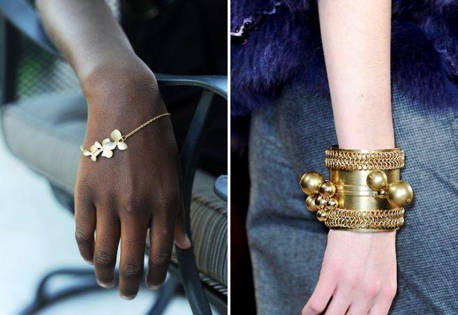 на какой руке носят браслеты женщины