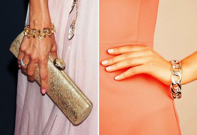 на какой руке носят золотой браслет женщины