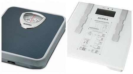 Разновидности весов напольного типа