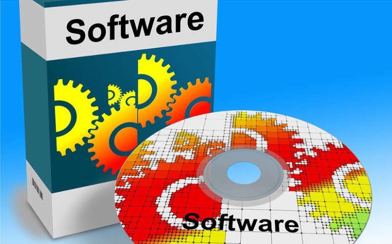 Доступность установки ПО: коробка с софтом и диск