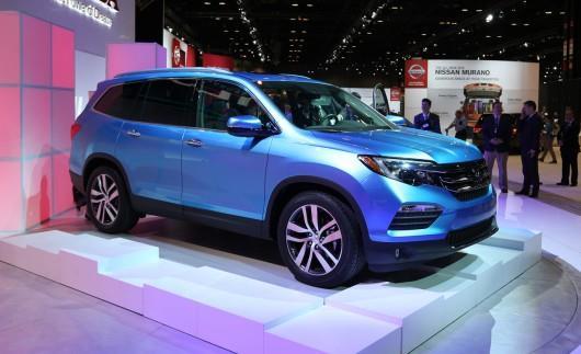 Honda Pilot: Что нужно знать перед покупкой