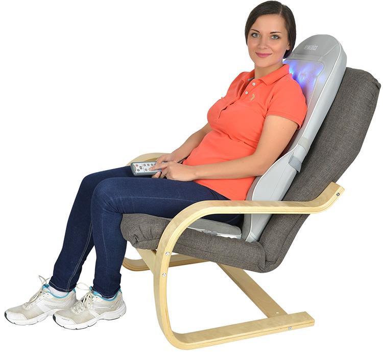 Электрический массажёр для спины, или Сам себе ортопед