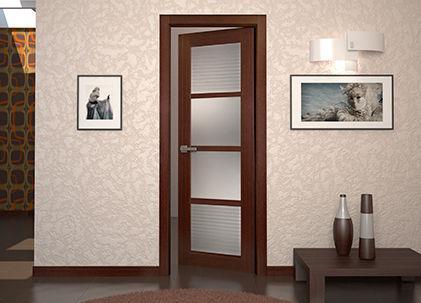 Межкомнатные двери для дачи: особенности выбора
