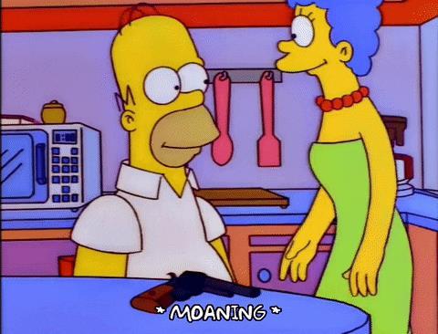 Homer Simpson Hug GIF - Find & Share on GIPHY