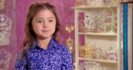 Happy Toddlers And Tiaras GIF - Find & Share on GIPHY